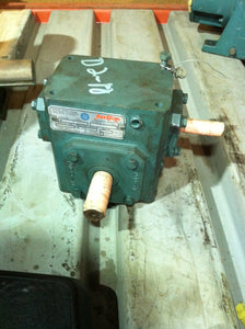 Grove Gear Reducer, 60:1, B1175-3, gearbox