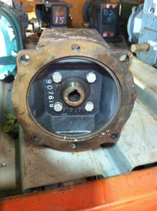 Morse, 40:1, Motor Reducer, Gearbox