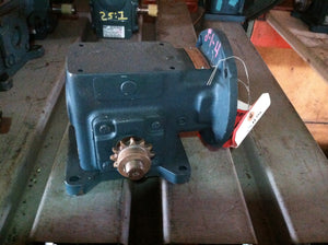 Dodge, Tigear, 15:1, Motor Reducer, Gearbox
