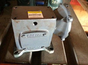 Boston Gear, 30:1, Motor Reducer, Gearbox