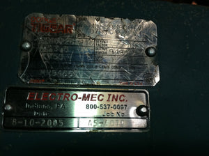Dodge Tigear 10:1 Motor Reducer   140/262/10  MR94667