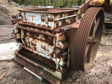 Gundlach, 36DA, 4 Roll Crusher