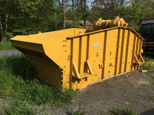8x16 Allis Chalmers Double Deck Horizontal Screen