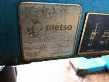Metso HM200 Slurry Pump with 125hp Motor