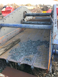 5x16 Hein Lehmann Single Deck Horizontal Dewatering Screen