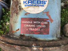 krebs d10lb ceramic lined cyclone