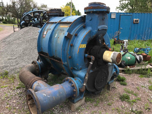 nash cl6001 vacuum pump
