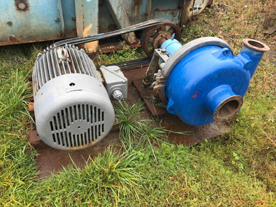 Warman 6/4 slurry pump