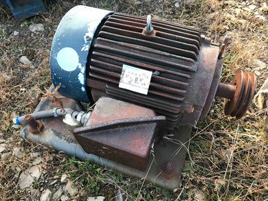 Marathon, 25 HP, Series E, Electric Motor