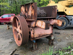 Mclanahan, 24x48, Triple Roll Crusher