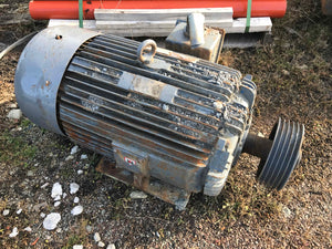 Toshiba, 125 HP, Mine Duty, Electric Motor