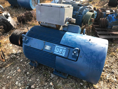 WEG 300hp Electric Motor HGF5008