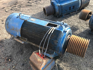 WEG 400hp Electric Motor