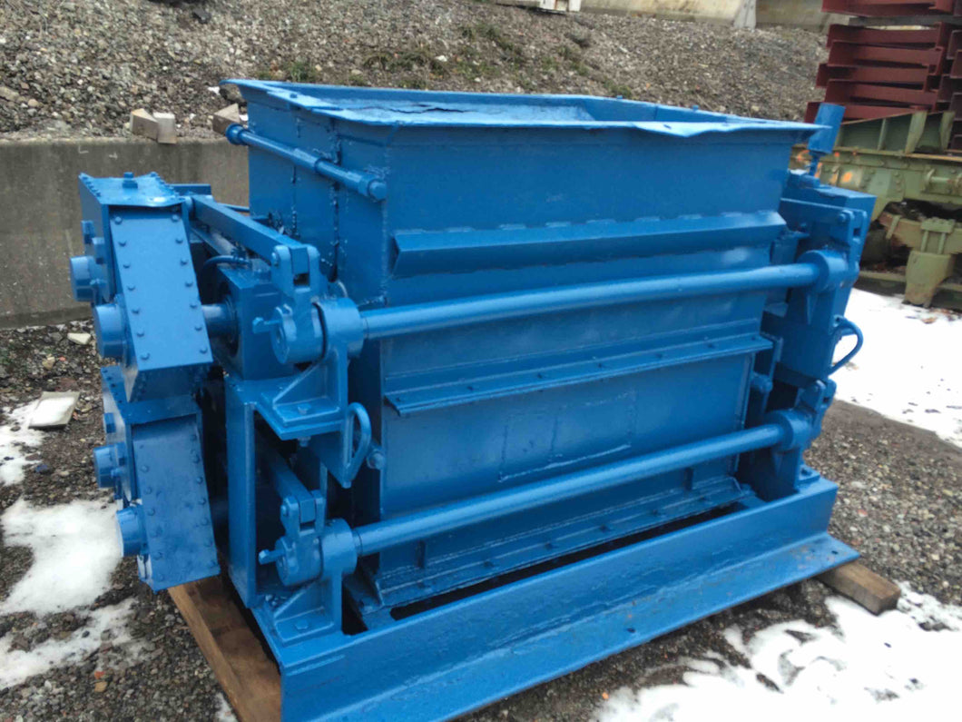 Gundlach 56DA 4 Roll Crusher