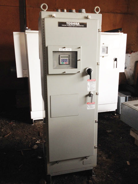 Toshiba 100hp Soft Start and Variable Frequency Drive