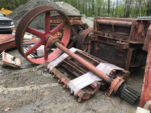 Main Shaft for a Mclanahan Single Roll Crusher