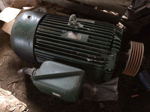Toshiba 100hp Electric Motor