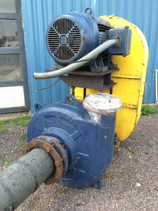 Krebs Millmax 200 Slurry Pump with 100hp Motor