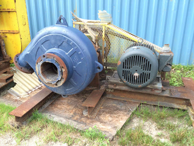 Krebs Millmax 200 Slurry Pump with 75hp Motor