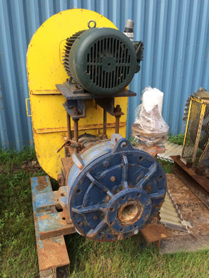 Krebs Millmax MM100 Slurry Pump with 50hp Motor