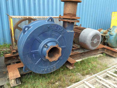 Krebs mm200 slurry pump
