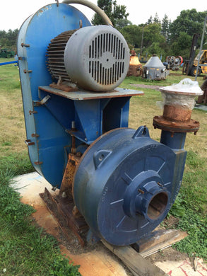 Krebs Millmax MM200 Slurry Pump with 75hp Motor