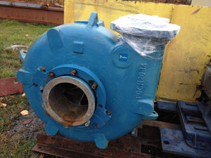 Metso HM200 Slurry Pump 125hp motor