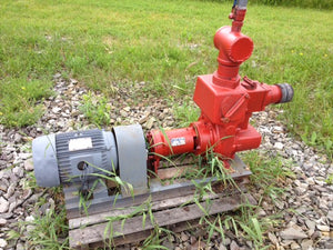 T&T Pump Co. 40MP Water Pump with 10hp Motor