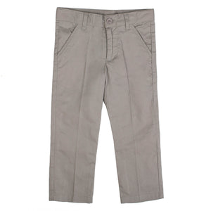 Boys Classic Long Spring Tan Pants - PiccinoPiccina