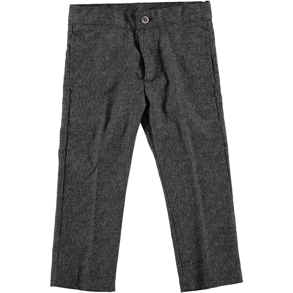Boys Black blend Pants - PiccinoPiccina