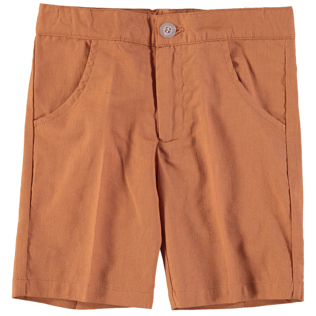 Brown Shorts - PiccinoPiccina