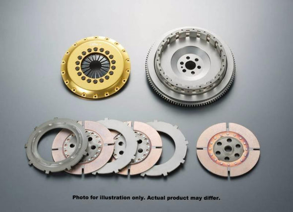OS Giken TR3 clutch for the sixth generation (C6) Corvette. Sold by Borg Motorsports.