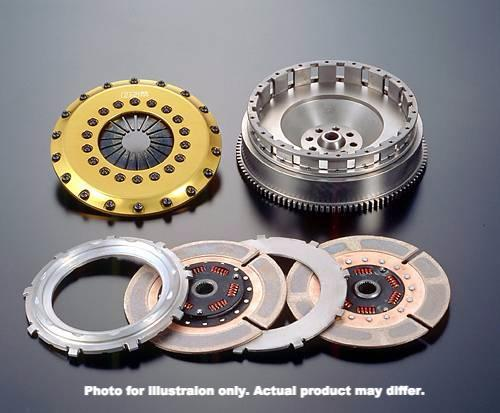 OS Giken TR2CD clutch for the fifth generation (5th gen) Camaro. Sold by Borg Motorsports.