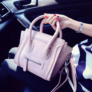 Selene Soft Leather Ladies Handbag - Inspirational Brand Designer Handbag - High Quality