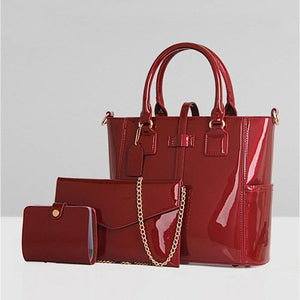 Our Perfect Handbag Set - Many Color Options