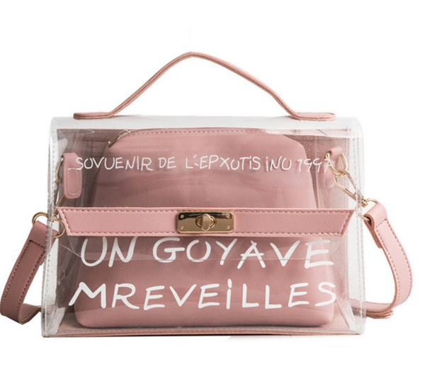 Favorite PARIS Handbag - Pink or Blue - An XOXO 5th Avenue Favorite
