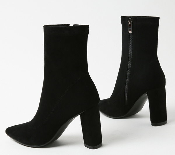 Xoxo 5th Avenue Casual & High Heel Skinny Boots