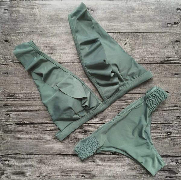 OLIVE YOU Bikini Set
