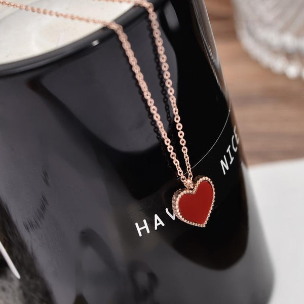 xoxo Chic Girl Stainless Steel Jewelry