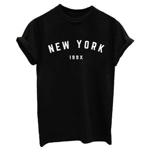 New York 199X For A Cause - Black, White or Gray