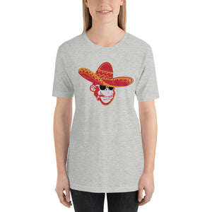 The Sauce Boss Mascot Short-Sleeve Unisex T-Shirt