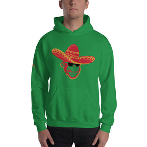 Load image into Gallery viewer, The Sauce Boss Large Mascot Unisex Hoodie