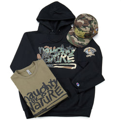 Naughty Hoodie Bundle - Camo Edition