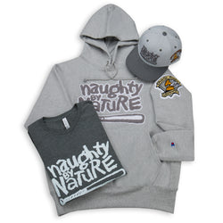 Naughty Hoodie Bundle - All Gray Edition