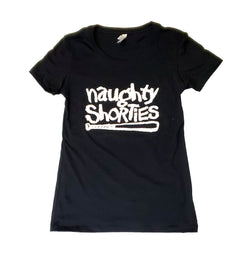 Naughty Shorties Tee