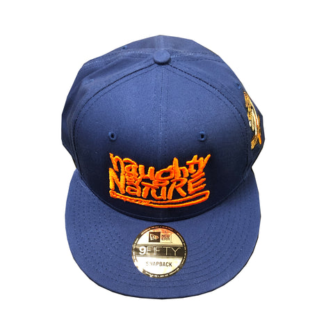 Naughty 3D New Era Snap Back - EST 1991