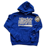 Chenille Hip Hop Hooray 25th Anniversary Champion Hoodie