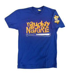 Original Naughty 2-Color Tee - EST 1991