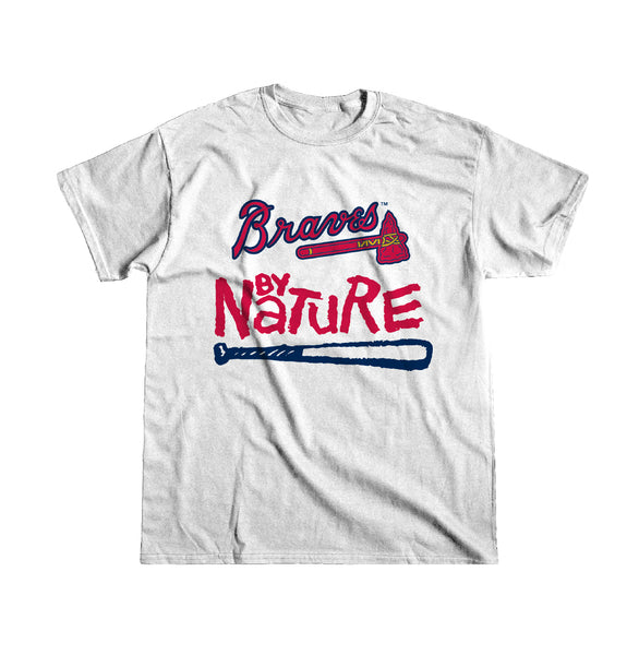 Braves by Nature Tee