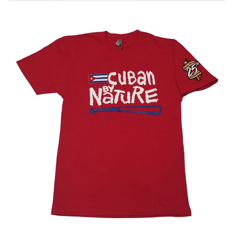 Cuban By Nature Tee